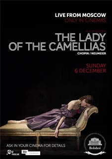 The Lady of Camellias (Live) - Bolshoi Ballet From Moscow 2015/16 Season