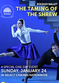 The Taming Of The Shrew (Live) - Bolshoi Ballet From Moscow 2015/16 Season